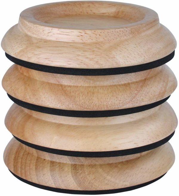 Holz Flügeluntersetzer