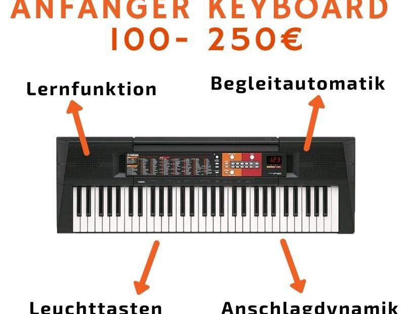 Wie viel kostet ein Keyboard für Anfänger, keyboard für anfänger mit leuchttasten, yamaha psr-e453